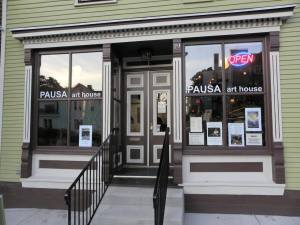 Pausa Art House Buffalo, New York