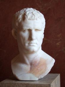 Roman, Portrait of Marcus Agrippa