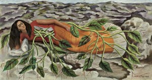 """Roots"" by Frida Kahlo"